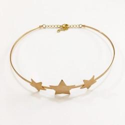 Detalhes do produto Chocker Três Estrelas