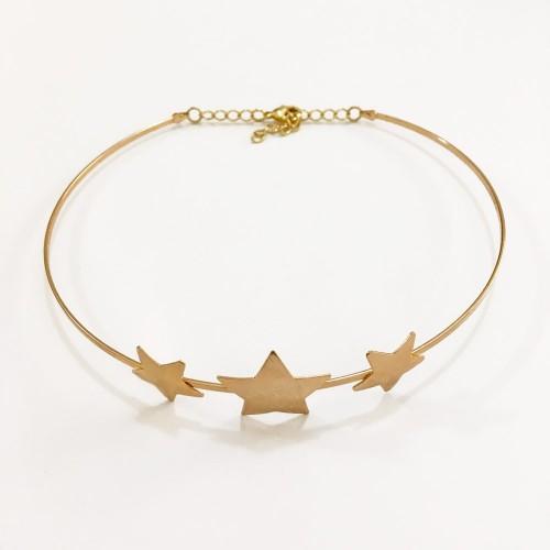Chocker Três Estrelas